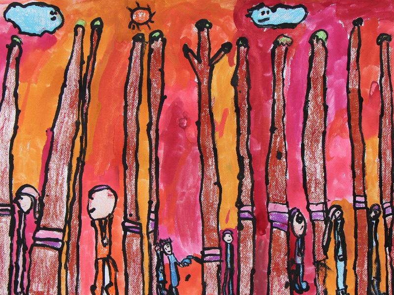 รางวัลดีเด่นอนุบาล 1 – ป.3 เด็กชายรัฐศาสตร์ รัตนสุเวทย์ บ้านศิลปะเด็กครูเป๊าะ จ.อุทัยธานี