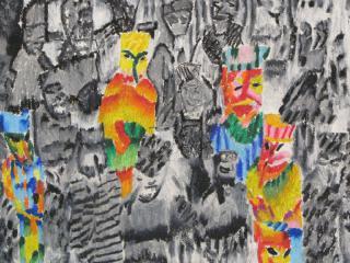 รางวัลยอดเยี่ยม ม.1-ม.3 ด.ช.อาลีฟ สาโรวาท ชมรมบุพผศิลป์ จ.สมุทรปราการ