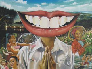 คนไทยเท่านั้นที่ทำให้เมืองไทยน่าอยู่ รางวัลดีเด่น ม.4 - ม.6 นายธนกร สืบอ่ำ เพชรบุรี