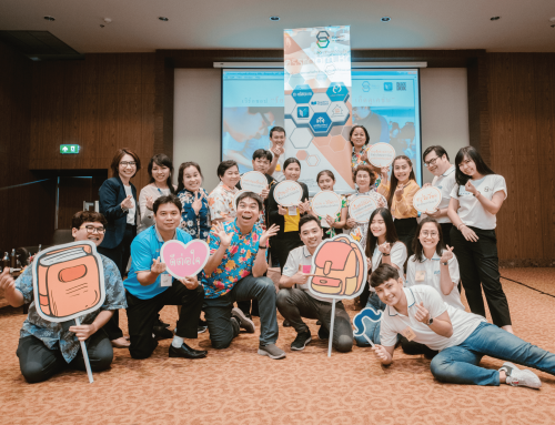 """""""ร้อยพลังเพื่อนครู"""" สู่การพัฒนาคุณภาพการศึกษาไทย"""